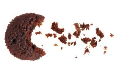 Jak se mlsá u Teofilových- čokoládové sušenky